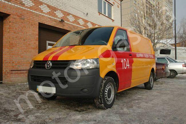 Фольксваген транспортер т5 с гбо мука с элеватора